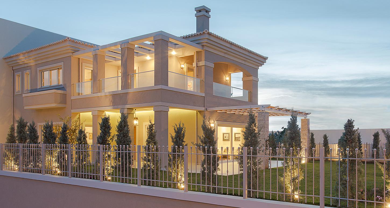 Private residence at Gerakas