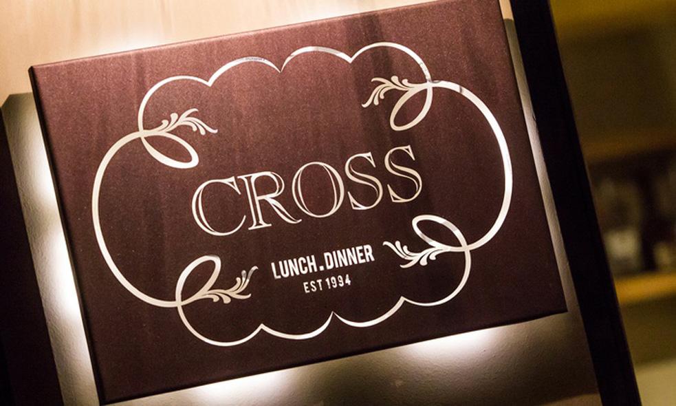 LKMK Architects-Εστιατόριο CROSS