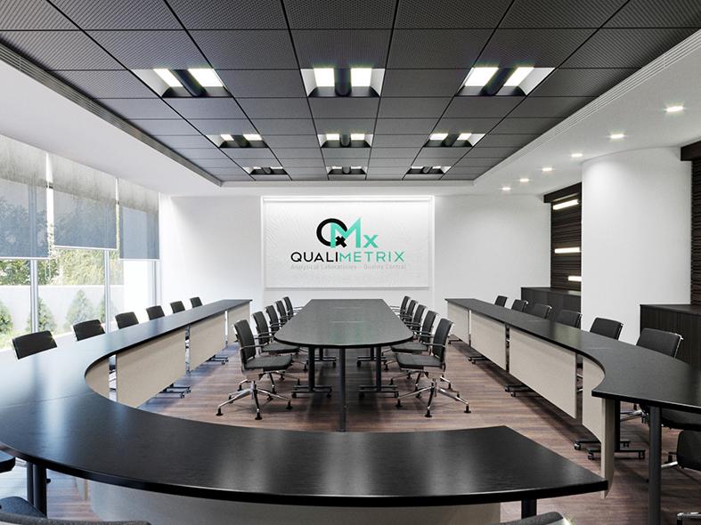 LKMK Architects-Κτίριο γραφείων QUALIMETRIX