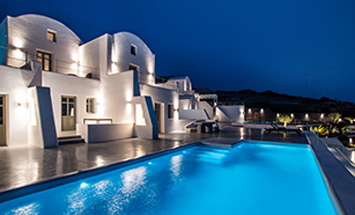 Cape 9 Luxury Villas & Suites