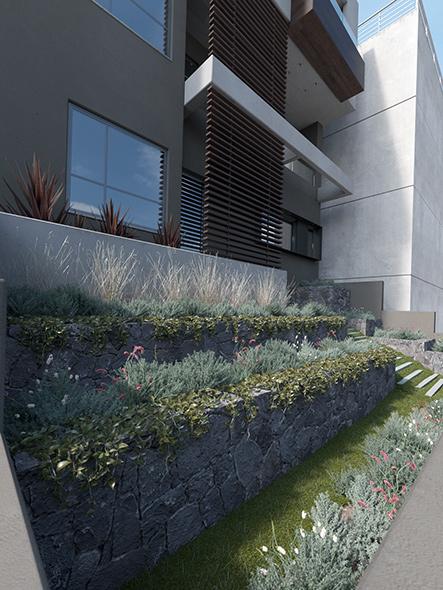 LKMK Architects-Μονοκατοικία στην Αθήνα