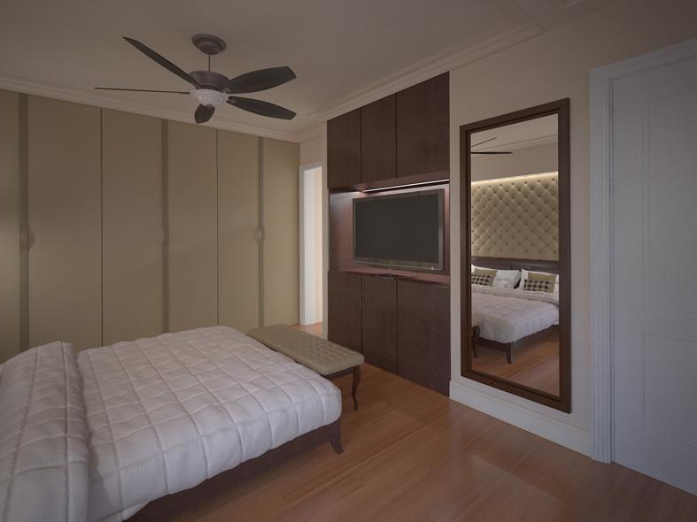 LKMK Architects-Διαμέρισμα στο Παλαιό Φάληρο (Εσωτερική διακόσμηση)