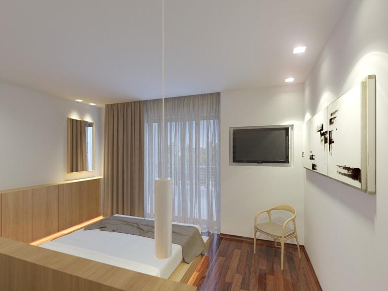 LKMK Architects-Μονοκατοικία στη Γλυφάδα (Εσωτερική διακόσμηση)