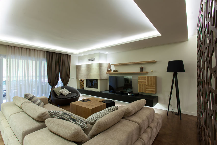 LKMK Architects-Apartment in Kamatero (Interior Design)