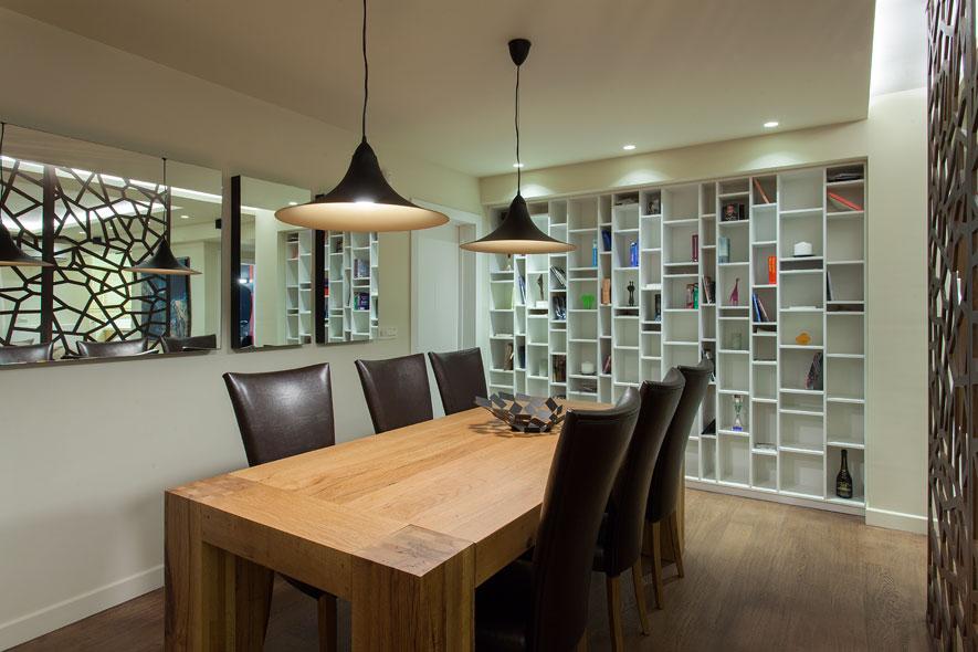 LKMK Architects-Διαμέρισμα στο Καματερό (Εσωτερική διακόσμηση)