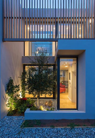 LKMK Architects-Μονοκατοικία στον Διόνυσο