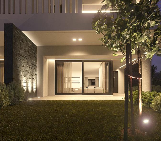 LKMK Architects-Δίδυμες κατοικίες στα Μελίσσια