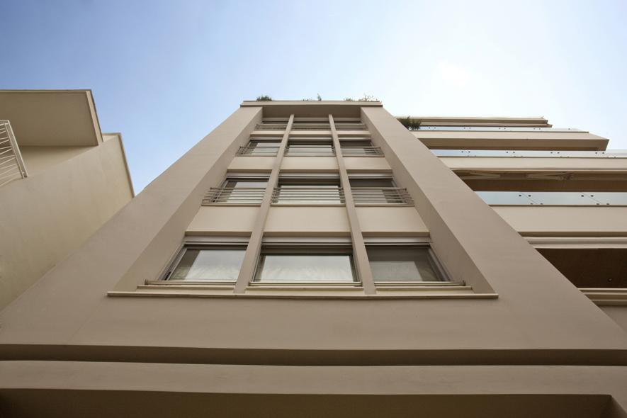 LKMK Architects-Πολυκατοικία στο Ν.Ψυχικό