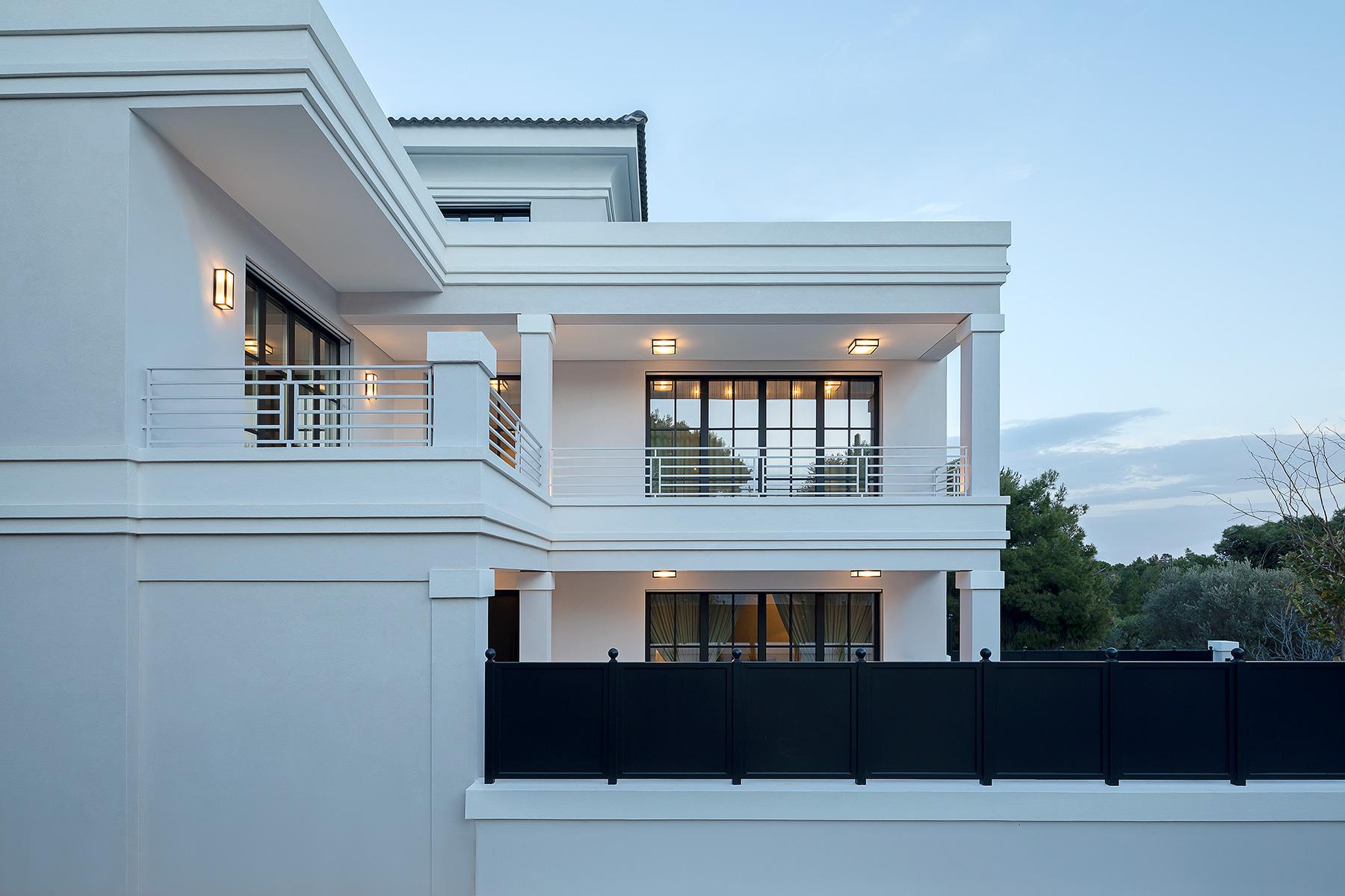 LKMK Architects-Private residence in Halandri