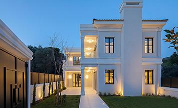 Private residence in Halandri